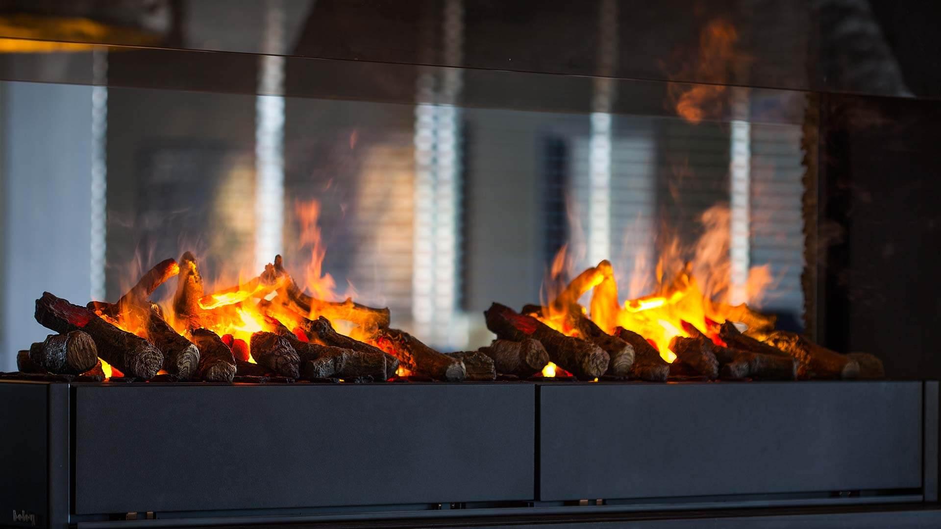 Boley elektrisch vuur