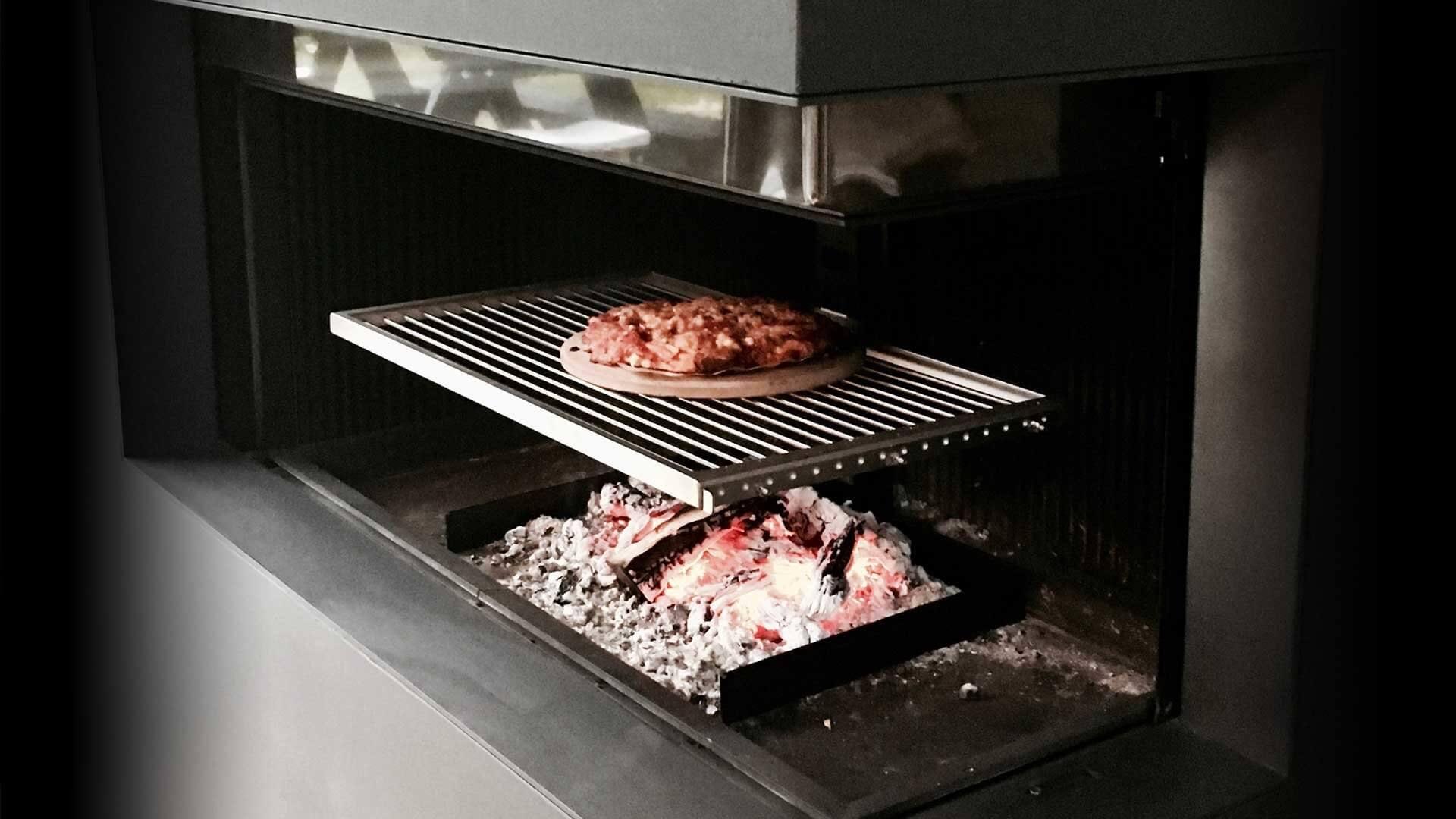 Bbq Rooster Kopen.Barbecue Rooster M Design Boley Exclusieve Openhaarden